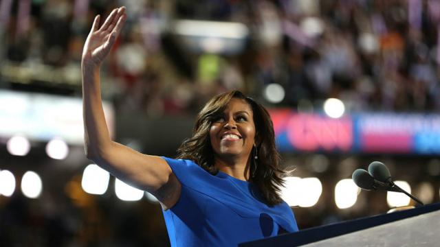 Michelle Obama's former high school names new multimillion athletic complex after her  http:// hill.cm/nib8Fgi    <br>http://pic.twitter.com/quDoxjtPk6