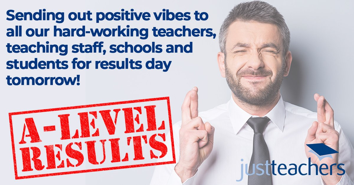 test Twitter Media - Good luck to everyone! #alevels #examresults #alevelresults2019 #teachers #teachingstaff #schooleducation #educationrecruitment https://t.co/ADSGZ1FAX7