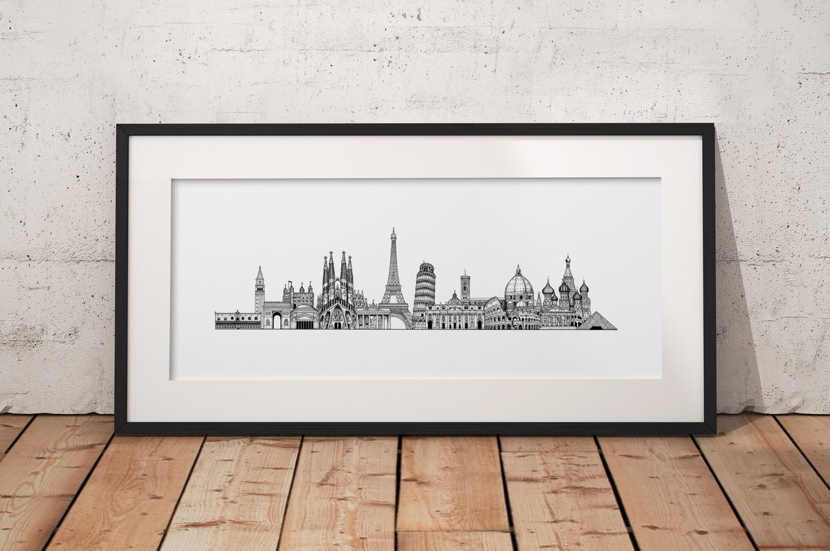 It was #InternationalLeftHandersDay yesterday! Can't believe I missed it! To #celebrate why not help a #lefty out and look at my #Etsy Shop. I sell my (left)hand-drawn architectural drawings!http://www.etsy.com/uk/shop/drawingsbyJRW …#LeftHandersDay #lefties #LeftHandedPeopleAreBetterAt #drawing