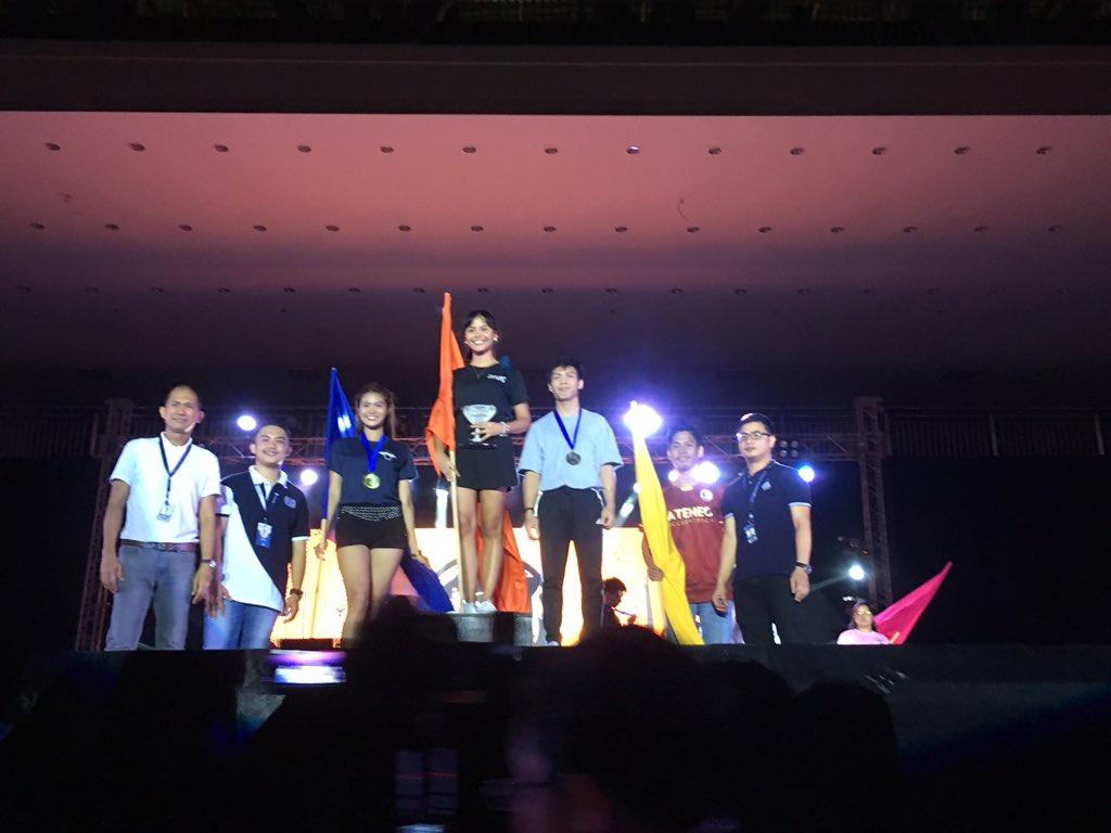 Sudoku Men | 2nd Runner Up #UnleashTheVenom 🐍 #PalarongAtenista2019