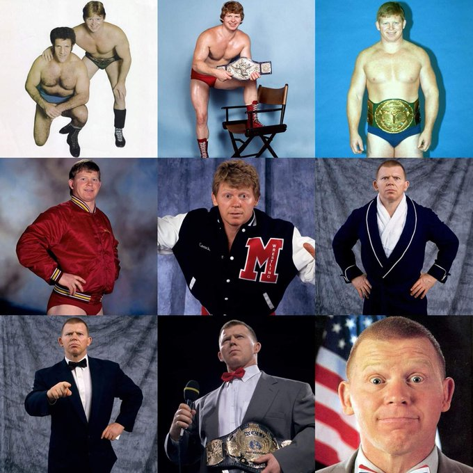 Happy birthday to multi time champion and Hall of Famer,  Bob Backlund.