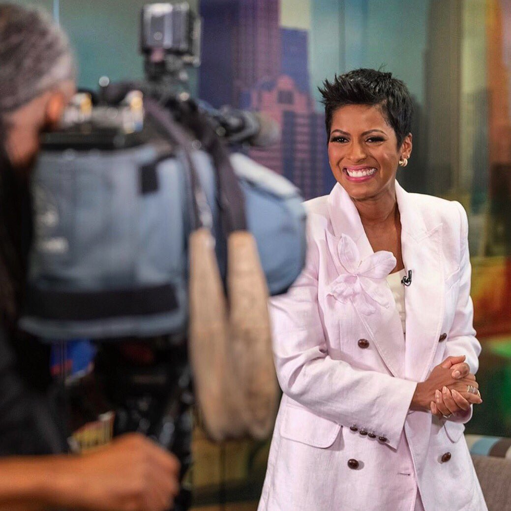 Yesterday it was Philadelphia @6abc today where will we land?? Stay tune go to @tamronhallshow to see where the tour hits today!!!