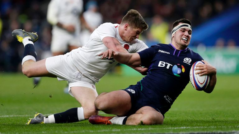test Twitter Media - Scotland 🏴󠁧󠁢󠁳󠁣󠁴󠁿 have announced their team to face France 🇫🇷 on Saturday with Stuart McInally returning to captain an Edinburgh-dominated XV.  More 👉 https://t.co/cbDhShUMIY https://t.co/8dPl70zXND