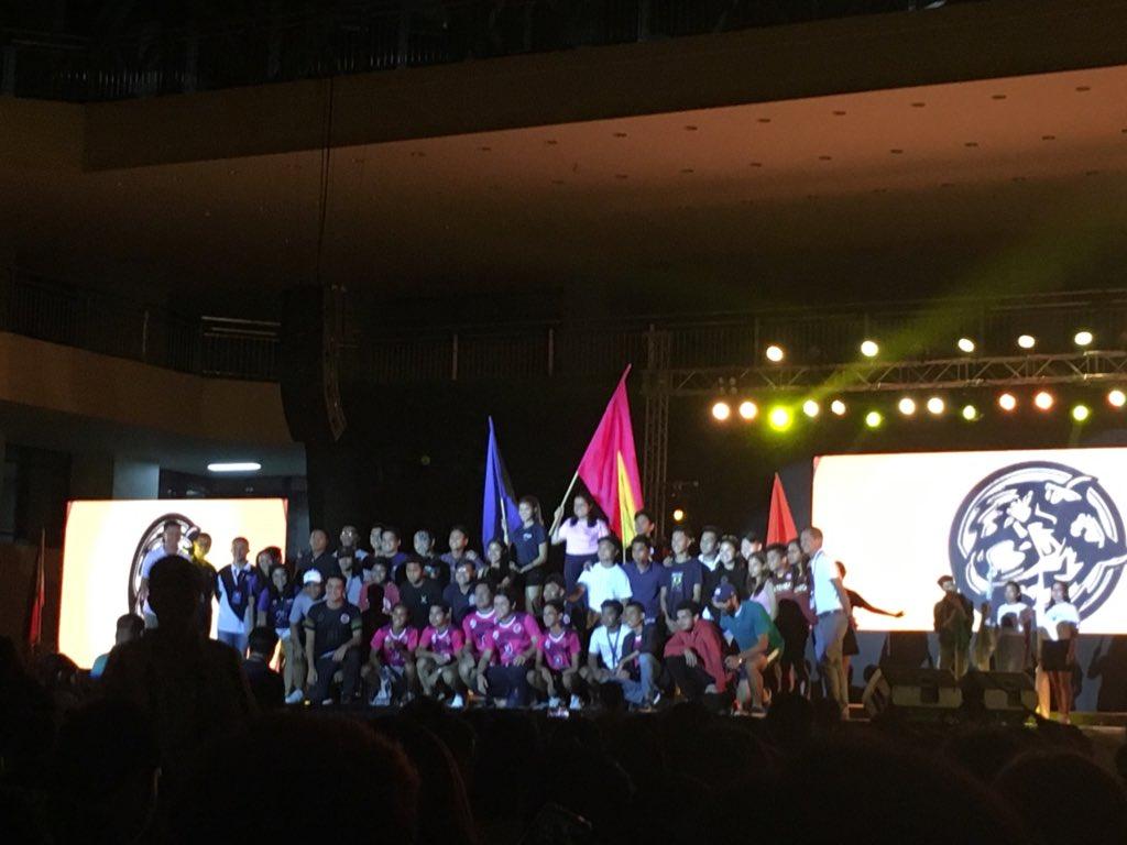 Football Mixed | 1st Runner Up #UnleashTheVenom 🐍 #PalarongAtenista2019