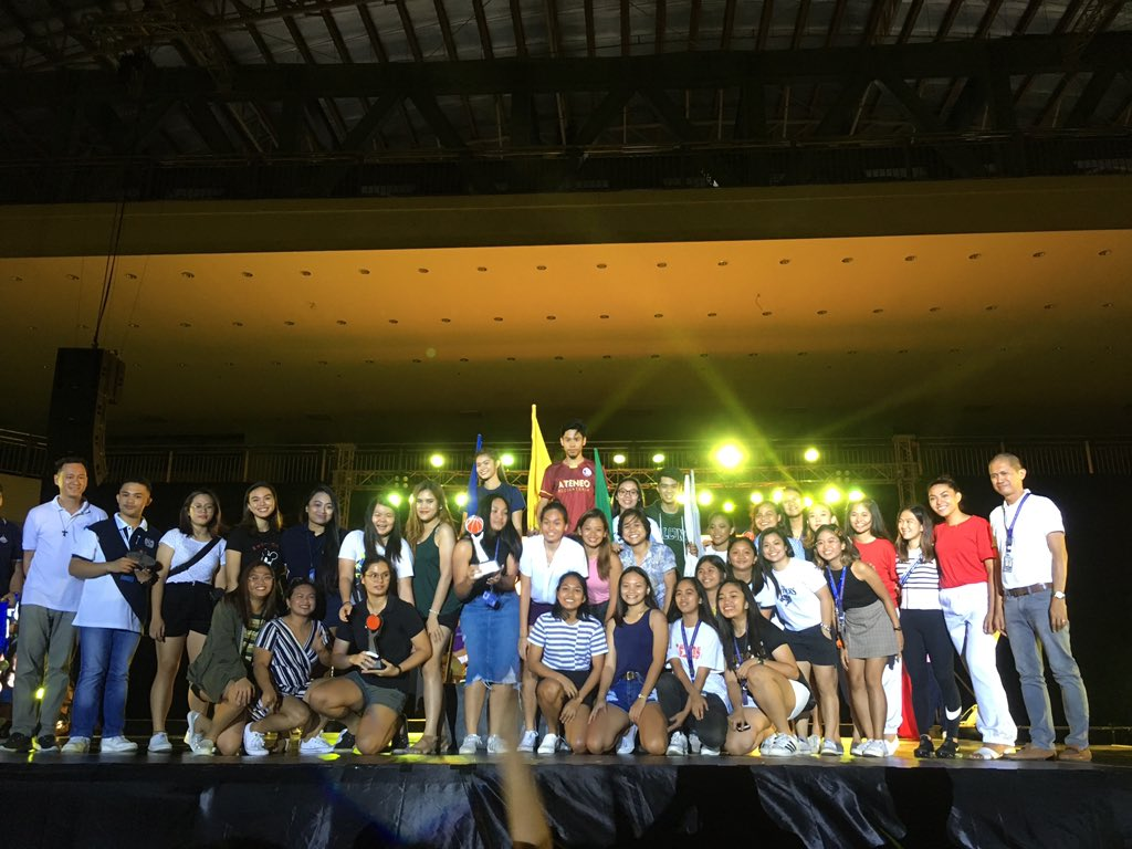 Basketball Women | 1st Runner Up #UnleashTheVenom 🐍 #PalarongAtenista2019