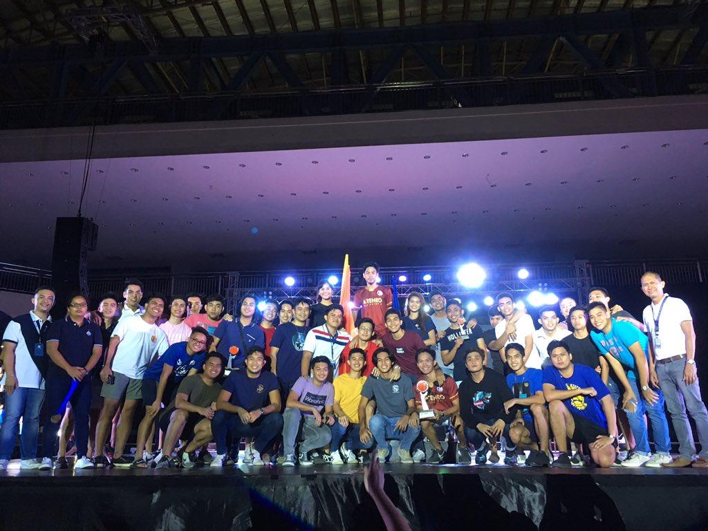 Basketball Men | 2nd Runner Up #UnleashTheVenom 🐍 #PalarongAtenista2019