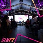 Image for the Tweet beginning: Bisnesfestivaali SHIFT lähestyy. Toimarimme Nikolas