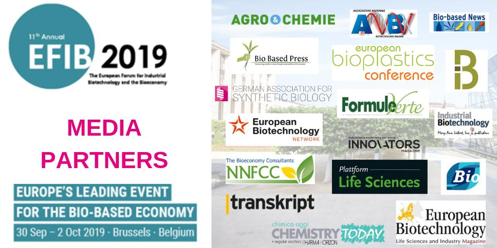 test Twitter Media - Thanks to our media partners and journalists to highlight our #biotech discussions 📝📸 #Bioeconomy #Indbiotech  Find out who will be at #EFIB2019 👉 https://t.co/1TVkOB4Pbf https://t.co/OxIMMvzIC1