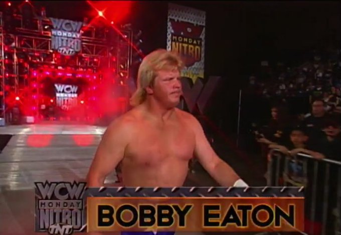 "Happy birthday to wrestling great ""Beautiful\"" Bobby Eaton."