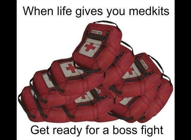 Alguém precisando de medkit ae?  Curtiu? Então já deixa o like e segue a gente: marriedgames  #meme #memeengraçado #jogos #games #medkit  http://zpr.io/gWTu6pic.twitter.com/MROykC4dGR