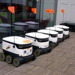 RobotShop @RobotShop Wie schnell wird die Roboterlieferung zum Mainstream? https://t.co/pS0i4ruKyv @RobotShop by @nicholsrmegan #DeliveryRobots #Postmates #SnackBot