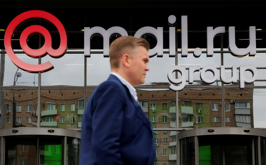 Russia's http://Mail.Ru eyes pre-installing software on Huawei devices https://reut.rs/2OTvsTi