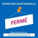 Image for the Tweet beginning: #rappel #démarches Les services de