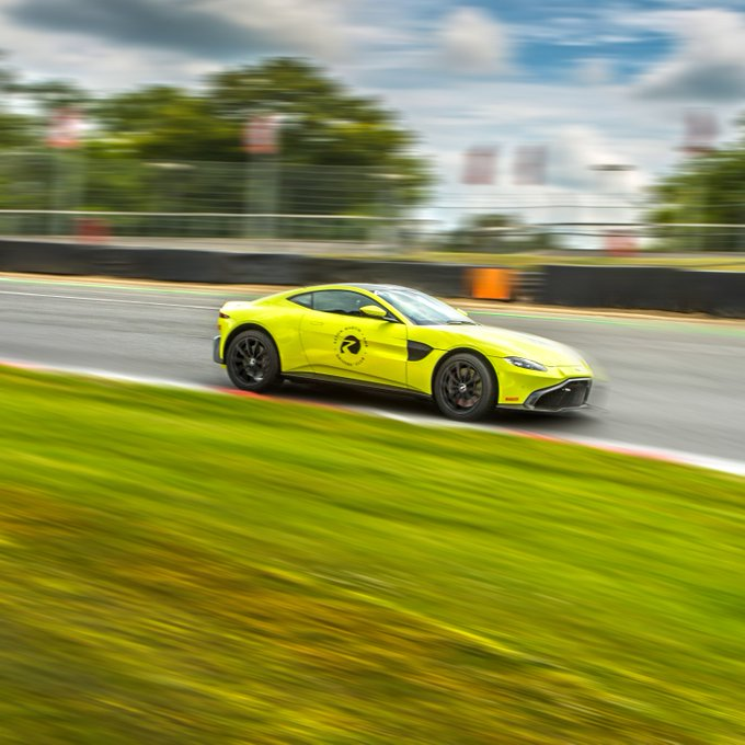 RT @astonmartin: Just two weeks…
