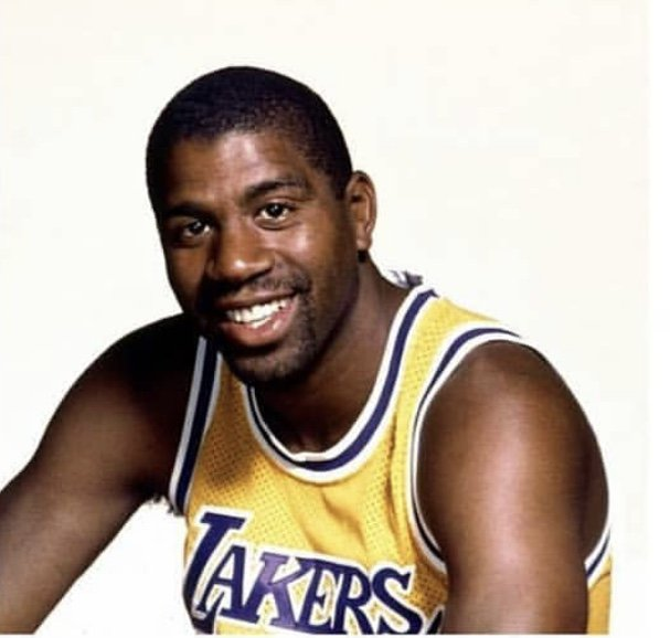 Happy 60th Birthday to and legend Earvin Magic Johnson!