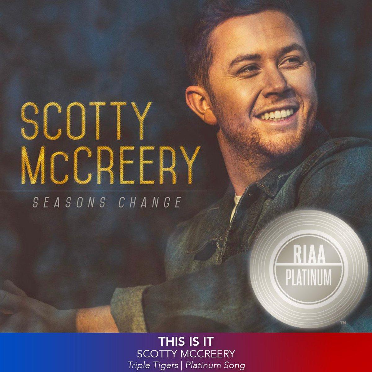 Platinum songs for @taylorswift13, @ScottyMcCreery, @billieeilish, @MorganWallen, @blakeshelton & more bit.ly/RIAAjuly2019