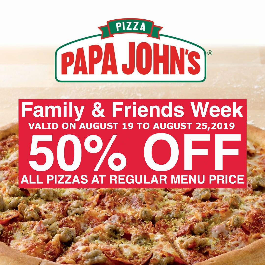 Papa John S Pizza London On Twitter Managers