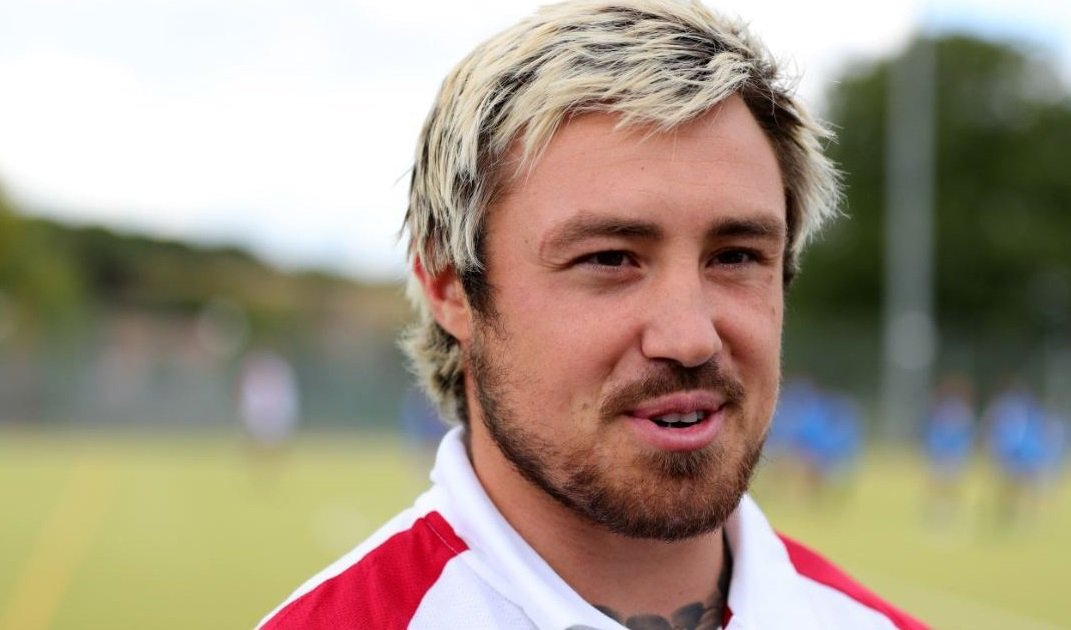 test Twitter Media - England wing Jack Nowell has admitted he pushed himself too hard during his recovery from a serious ankle injury.  But he hopes to be fit for the start of the Rugby World Cup.  Read ➡️ https://t.co/rVY2CYelVB https://t.co/c5Zcy9krxq