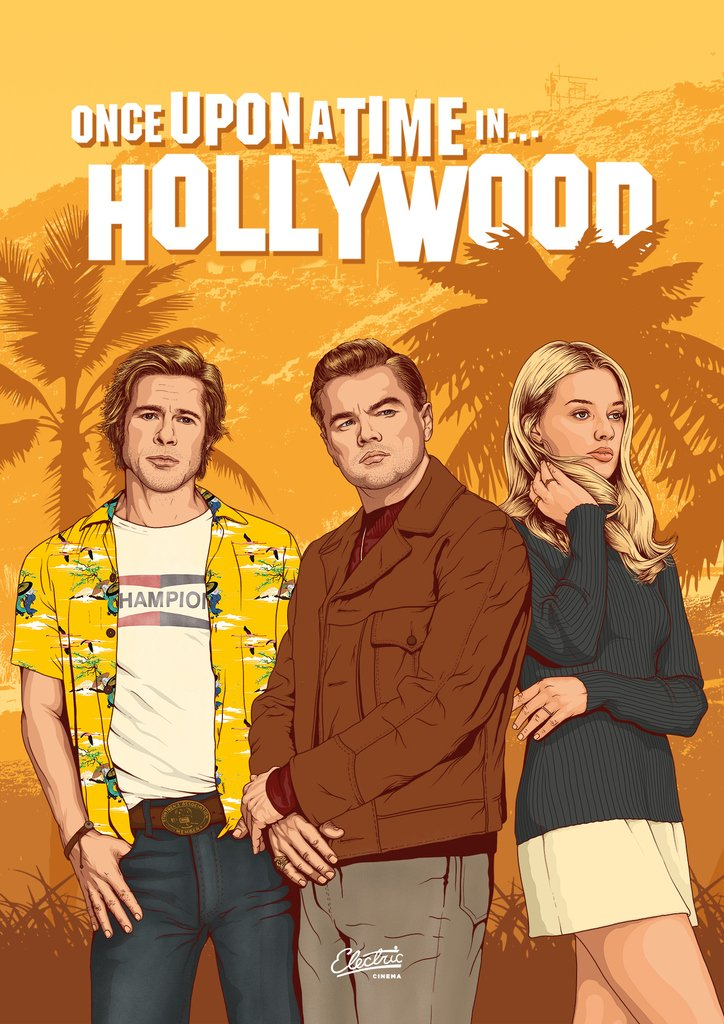 Posterspy Com Di Twitter Once Upon A Time In Hollywood 2019 Alternative Movie Poster Uploaded By Artist Blake Scott Https T Co 6vi0saweoa Onceuponatimeinhollywood Tarantino Posterspy Https T Co Kkxnmsnxvy