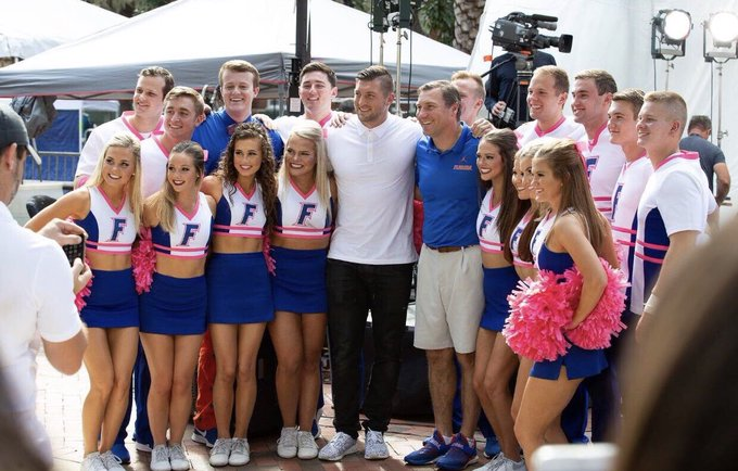 Happy Birthday to the one and only... TIM TEBOW You are such an inspiration to the