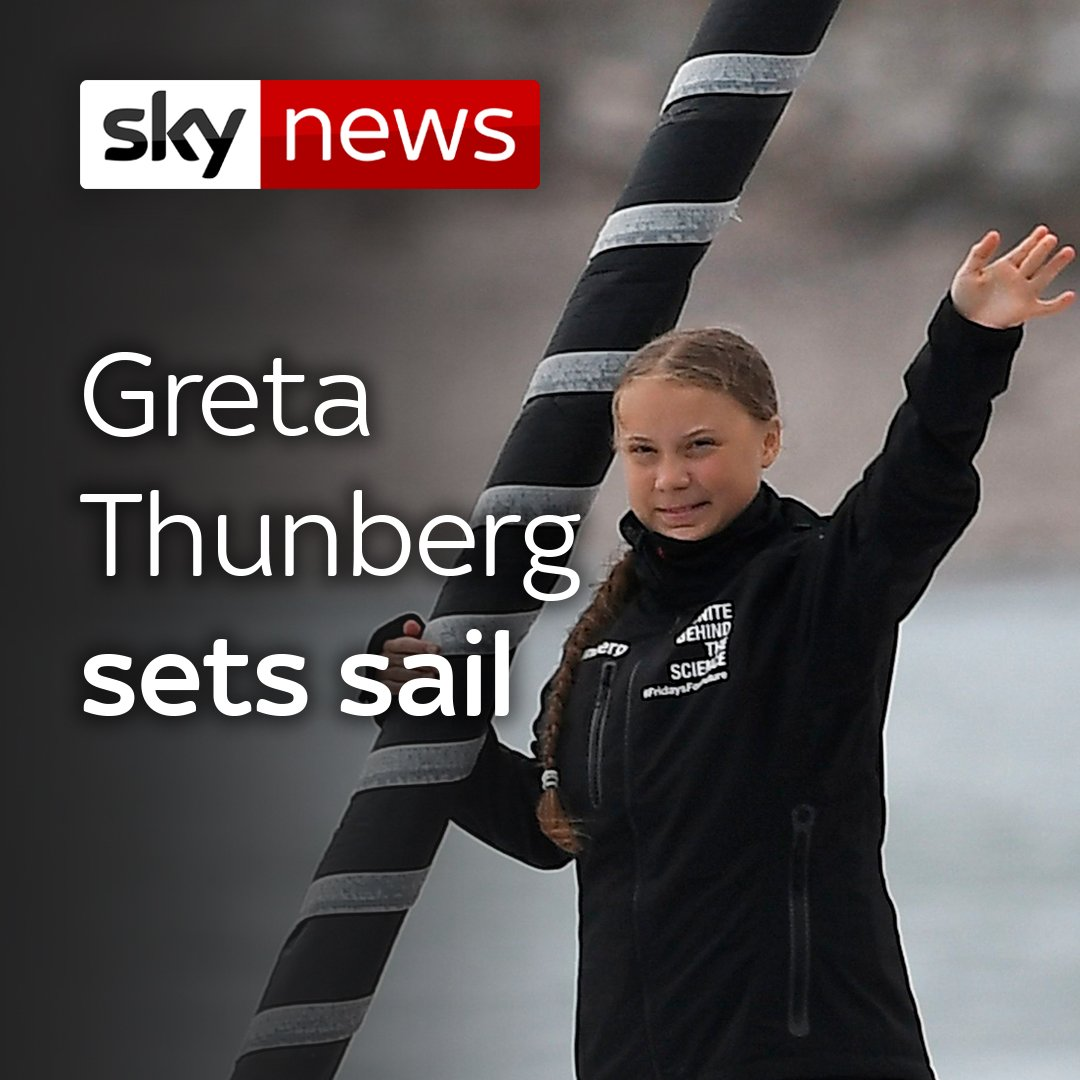 This girl is my hero. She has a remarkable clarity of purpose and courage in buckets. #GlobalWarming #GretaThunberg