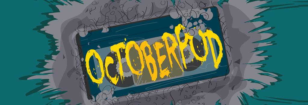 """If you only listen to the Octoberpod podcast, then you're missing half the #horror!   New tales debut on #YouTube first, accompanied by ambient """"found footage"""" video or illustratrations by artistic #badasses like @nic_calavera & @3am_Fright   Watch, subscribe, comment & share! <br>http://pic.twitter.com/gKK1y80PX3"""