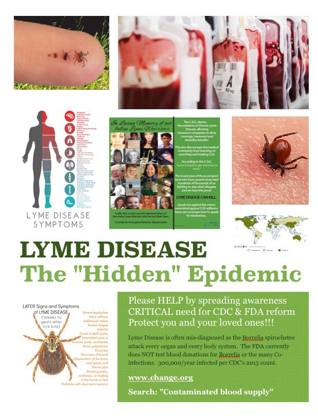 Great!   PLEASE ANSWER THIS:What's the cure for Chronic Lyme Disease?  Apparently, NO comment.  Hidden Epidemic, neglected for 3+ decades.  Tick bite: 1979Sick: 38+years100+ Doctors PTLDS diagnosis: 2016Disabled:  2019Today: Ongoing Treatment