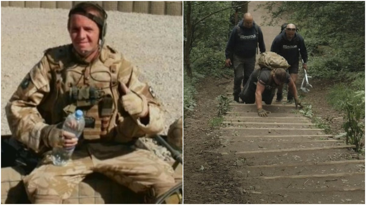 Army veteran James Rose who lost both legs in Afghanistan sets new challenge to climb Kilimanjaro  https://www. itv.com/news/2019-08-1 4/army-veteran-james-rose-who-lost-both-legs-in-afghanistan-sets-new-challenge-to-climb-kilimanjaro/  … <br>http://pic.twitter.com/gCMLESoSm3