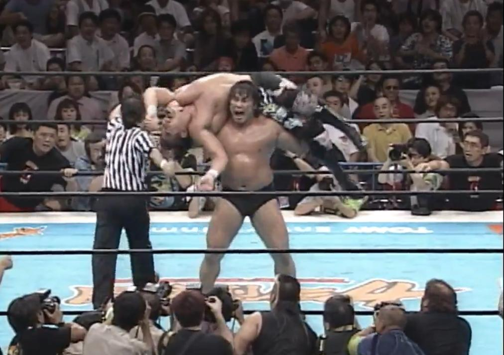 It's Thursday, August 15 in Japan!  #onthisday in 1999, Manabu Nakanishi defeated Keiji Muto to win the G1 Climax to a thunderous Ryogoku reception!  Relive history on @njpwworld!  http:// ow.ly/kYPY50vxceV    <br>http://pic.twitter.com/fx8JyG7BNG