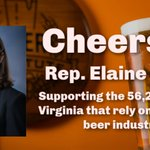 Image for the Tweet beginning: Thank you @RepElaineLuria for sponsoring