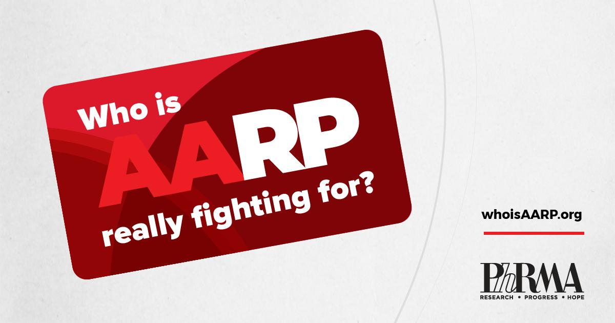86% of AARP members support sharing the savings with seniors. But insurers don't, and AARP is choosing to stand with them over its own members. So who is AARP really fighting for? http://bit.ly/2H78LVp