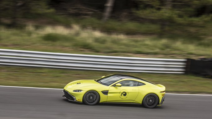 RT @astonmartin: Experience @SilverstoneUK with…