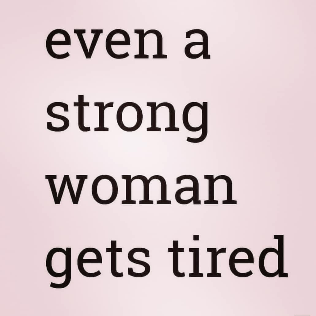 Too true! But we still get up and carry on right! #strongwomen #StrongerTogether #truequotes #vsgfamily #wlsfamily<br>http://pic.twitter.com/tkZ3zxg00D