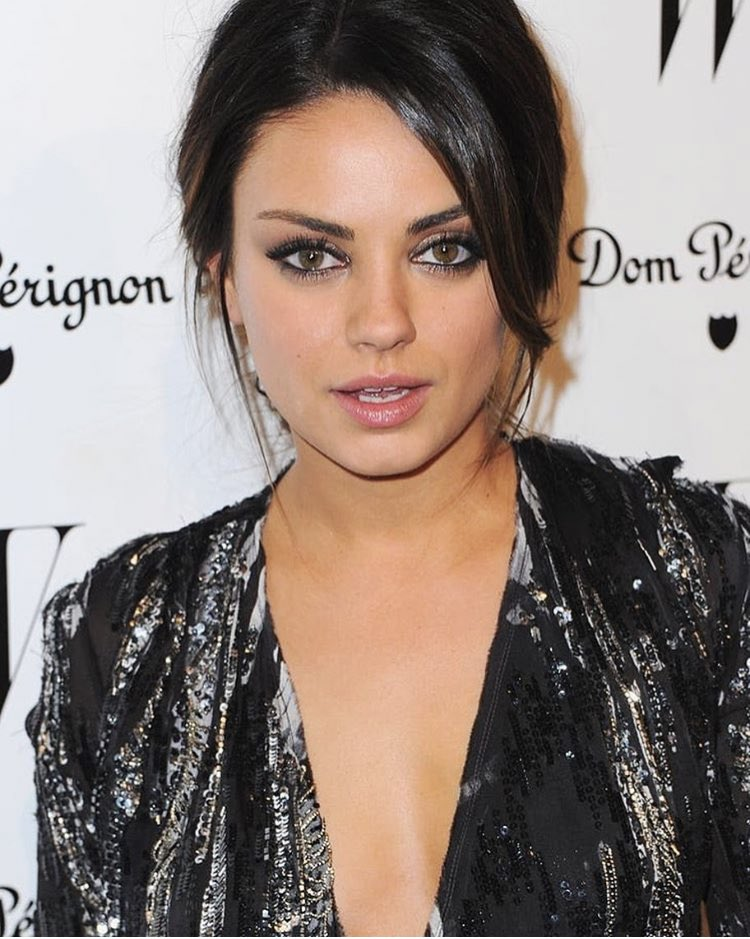 Happy Birthday to the ULTIMATE BADDIE & Mila Kunis