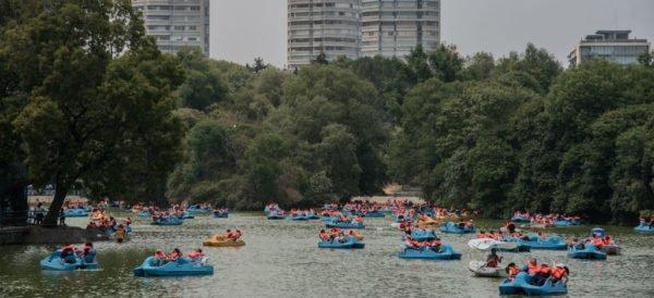 Bosque de Chapultepec, ganador del premio al mejor parque urbano del mundo http://ow.ly/T77k30plPKK