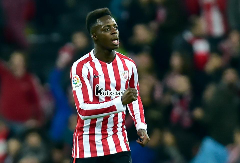 Why Inaki Williams Deserves His Nine-Year Contract With Athletic Club De Bilbao ✍ @jasonpettigrove / @ForbesSports forbes.com/sites/jasonpet…