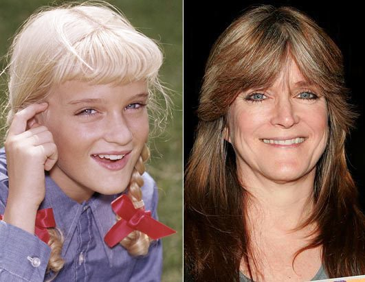 Happy Birthday to Susan Olsen who played Cindy Brady on