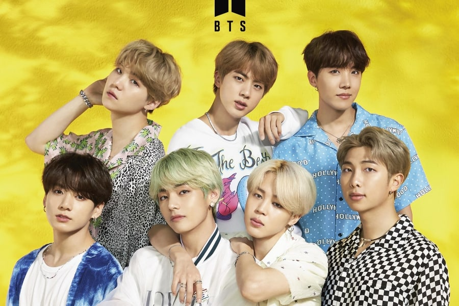 "RT @soompi: #BTS Tops Oricon's Monthly Singles Chart With ""Lights/Boy With Luv"" https://t.co/VXAk0ShzTJ https://t.co/3GS91nSwI1"