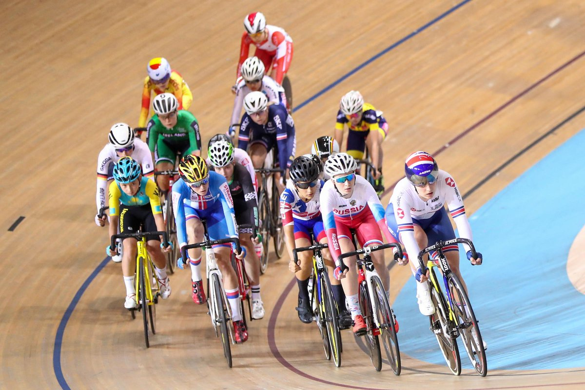 UCI Track Cycling on Twitter: