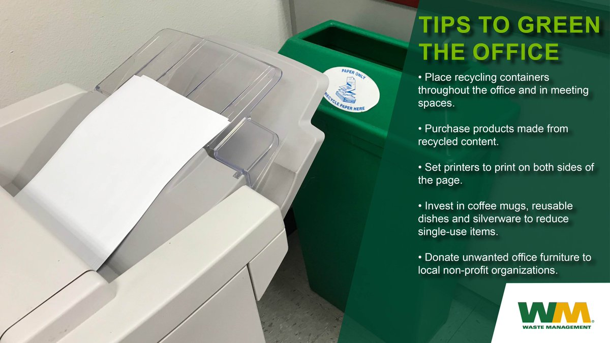 Waste Management Of Southern California At Wmsocal Twitter