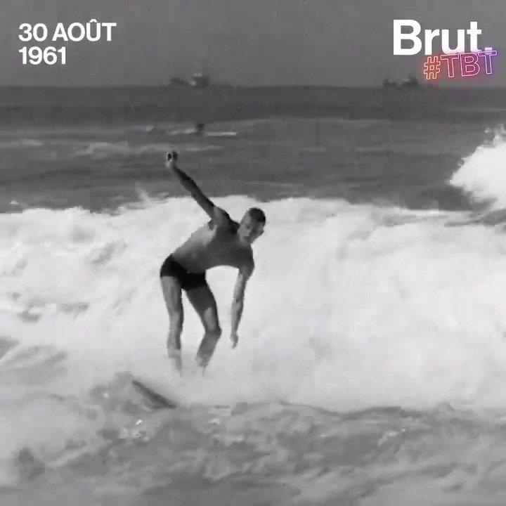 Quand la télé française découvrait le surfing (et galèrait à le prononcer) #tbt 🏄