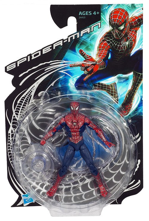 @EARTH_96283 This was an SDCC 2010 exclusive Spider-Man action figure by Hasbro. This is the last piece of merchandise related to the Raimi Trilogy to ever be released. This, it acts as a sort of send off to everything Raimi-Spider-Man. <br>http://pic.twitter.com/kFPusbJyv0