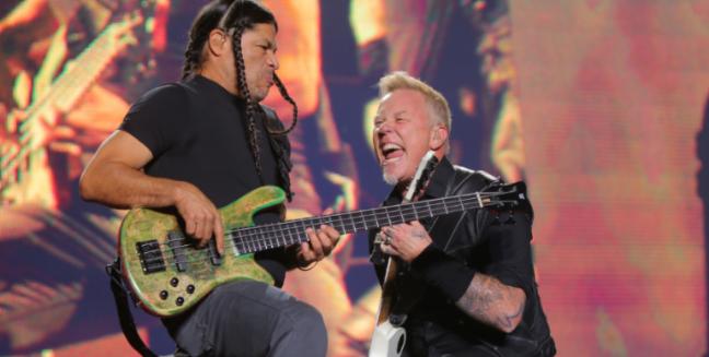Metallica Фото
