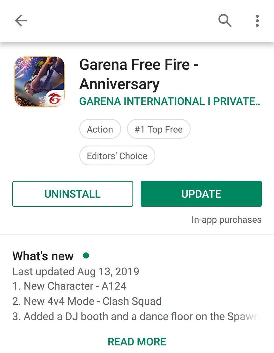 TodoFreeFire - Comunidad Free Fire (@FreeFireES) | Twitter
