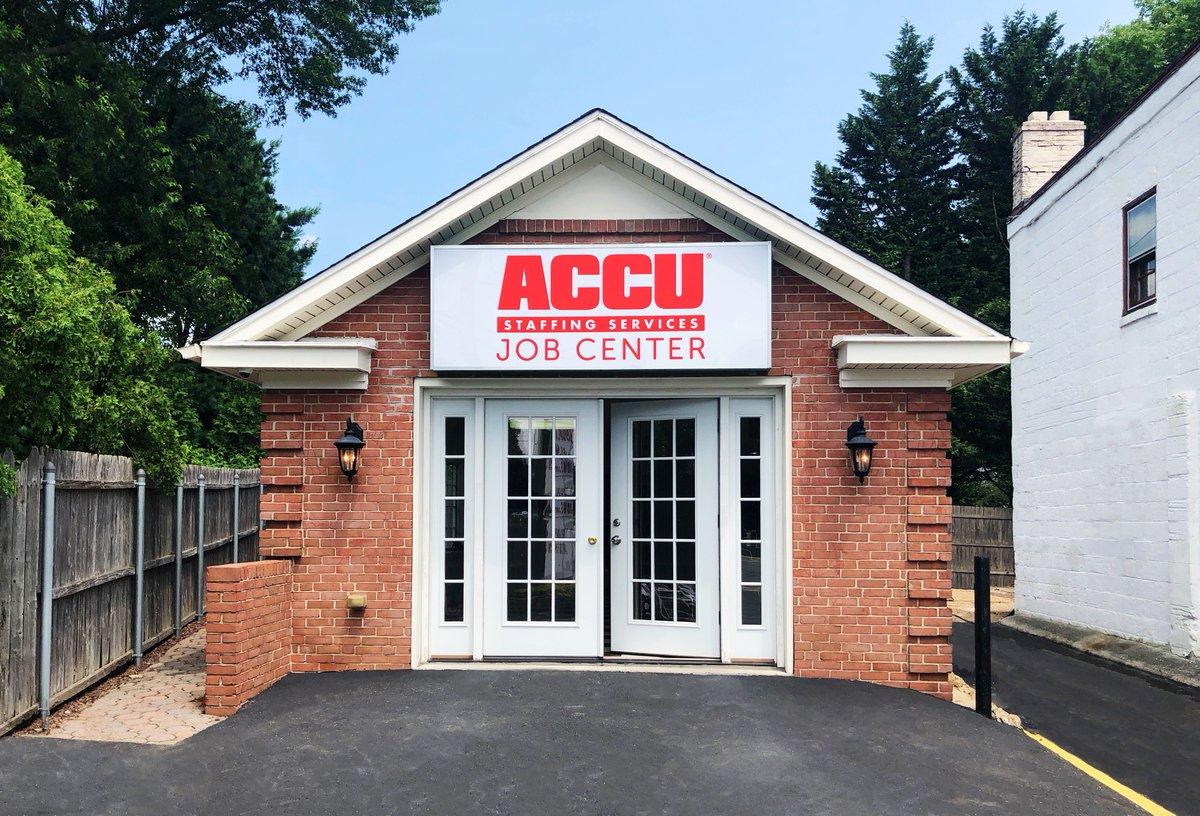ACCU Staffing (@AccuStaffing) | Twitter
