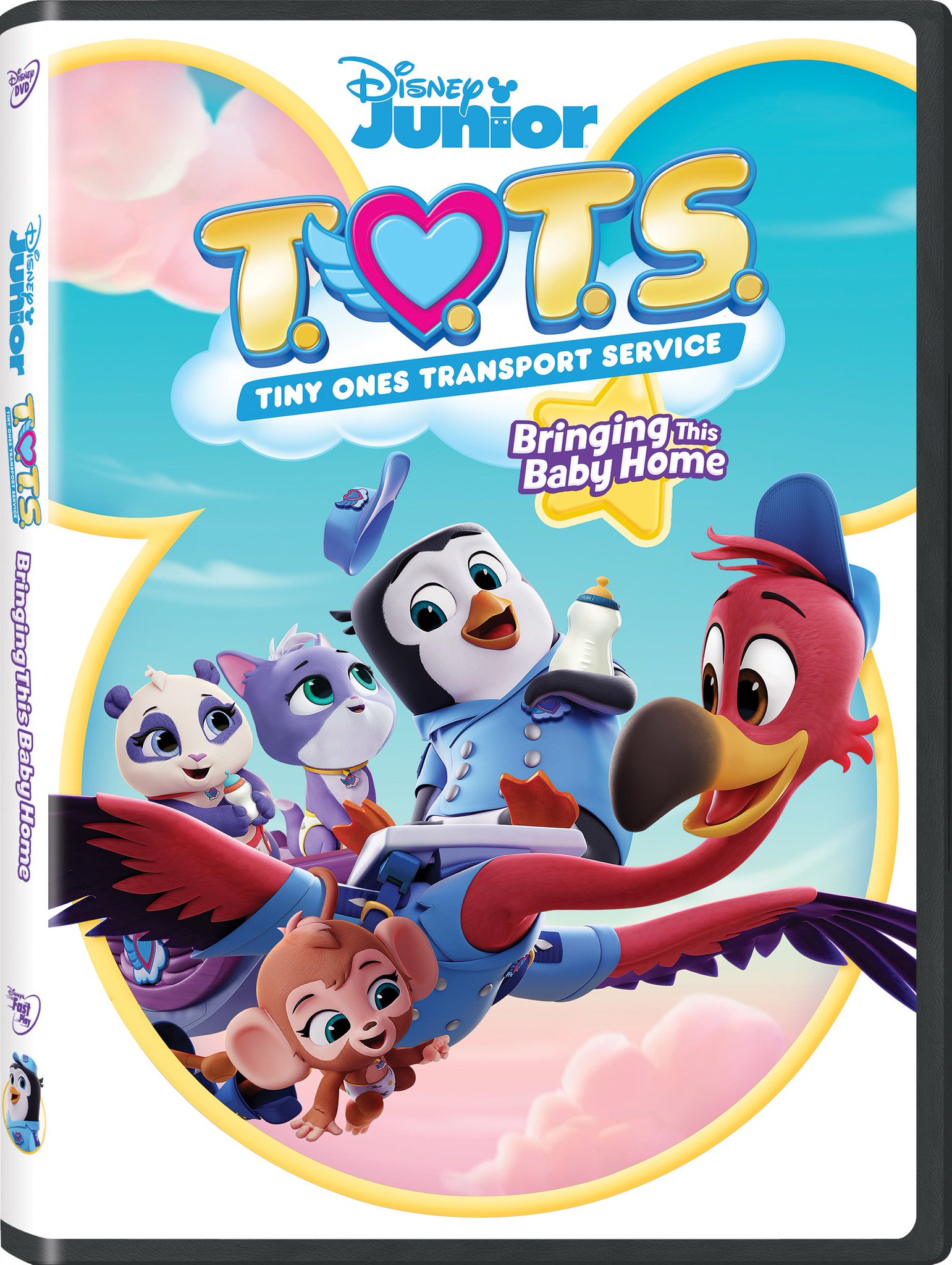 Disney new series T.O.T.S review