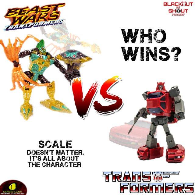 Quickstrike vs. Cliffjumper! Who wins? #transformers #toys #comics #geek #nerd #actionfigures #autobots #decepticons #maximals #predacons #toycollector #masterpiece #beastwars #transformersg1 #robots #hasbro #takaratomy #vs #siege