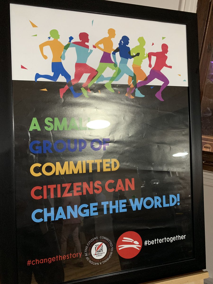 @CommChestWC @TheUnogwaja being part of the re-imaging launch of this incredible movement tonight is a privilege #changethestory #BetterTogether #unogwaja2020 https://t.co/YIX0x0qBmO