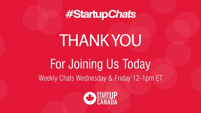 #StartupChats Photo