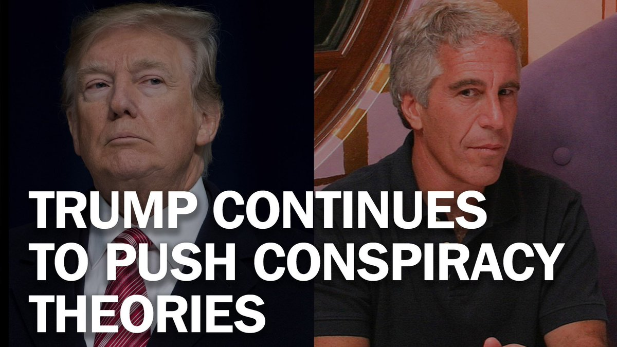 Conspiracy theories spread after Jeffrey Epstein's death by apparent suicide http://mag.time.com/1p3DOc4